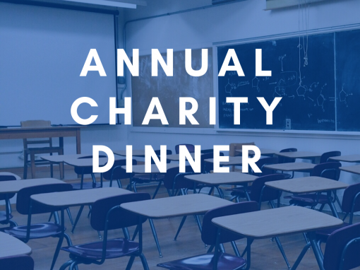 Annual charity event -virtual