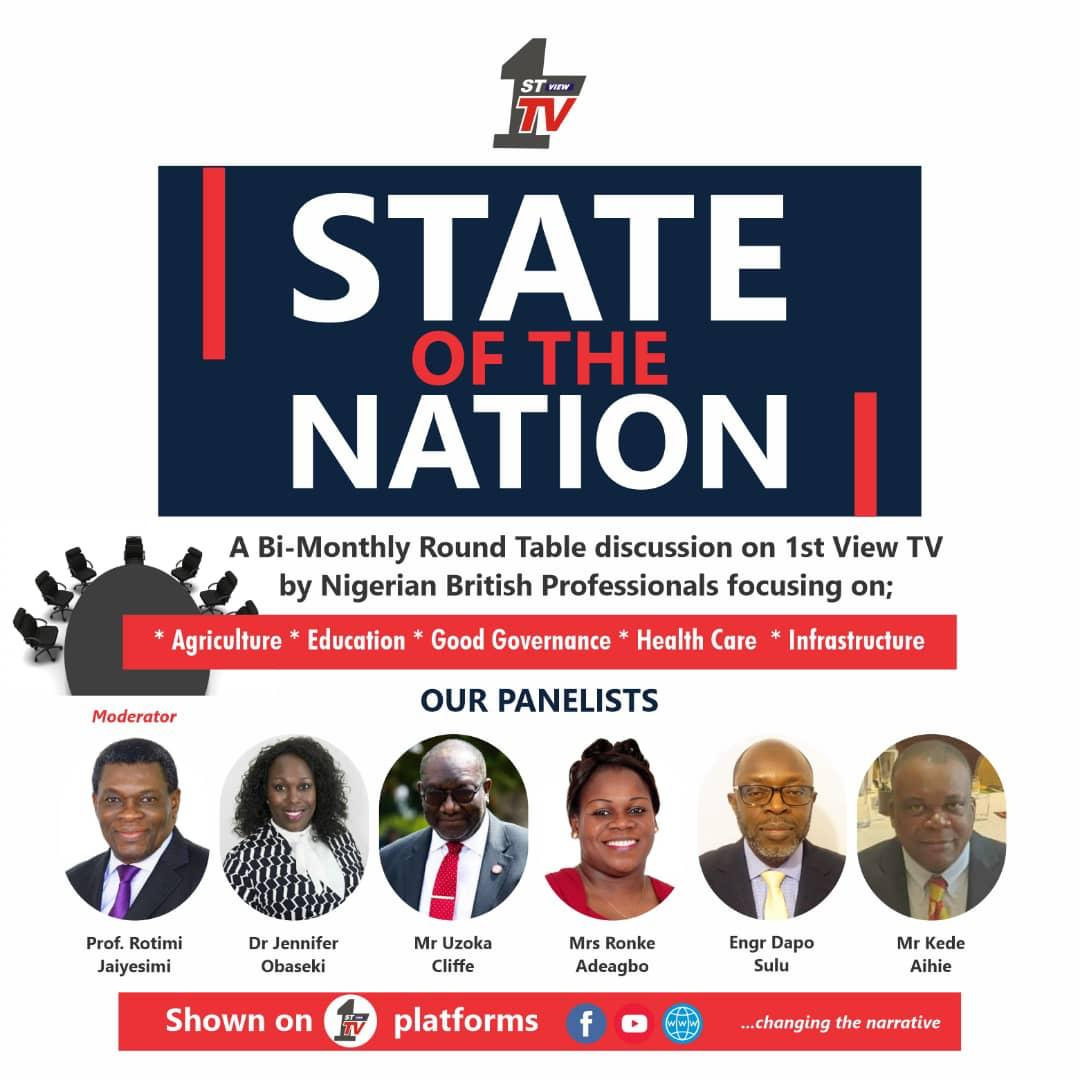 IA-Foundation CEO is on the State of the Nation programme